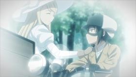 『キノの旅』第2話先行カット到着! シズ(CV.梅原裕一郎)&陸(CV.松田健一郎)も登場