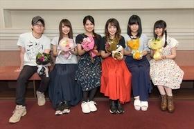 『ゲーマーズ!』メイン声優陣最終回アフレコ後コメント公開! 潘めぐみさん、金元寿子さんら出演のスペシャルイベントも開催!