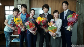 上川隆也『遺留捜査』クランクアップに「終わるのが…惜しいです」