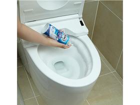 モコモコ泡で洗浄!手軽&気軽に掃除できるトイレクリーナー