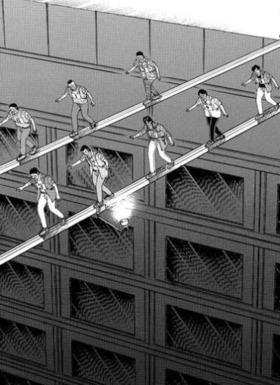 """TBSで人気漫画「カイジ」実写バラエティー化""""ざわざわ…人生逆転バトル""""に参加できる!"""