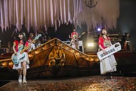 """SILENT SIRENメジャーデビュー5周年記念日に武道館公演 """"奇跡起こした夜"""""""