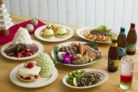エッグスンシングスが贈るクリスマス!白雪に包まれたパンケーキも登場