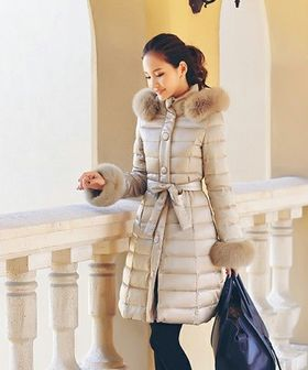真冬の寒さに負けない女に♡【ロングダウンジャケット】特集♡