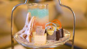 ホテル椿山荘東京で大人気!アフタヌーンティーを優雅に楽しむ♡