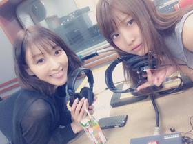AKB48永尾まりやが女優・渡辺舞とツーショット!癒されるファン続出で話題に