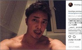 成宮寛貴のインスタが「まるで新妻のよう!」、入浴シーン公開でセクシーアピール加速中