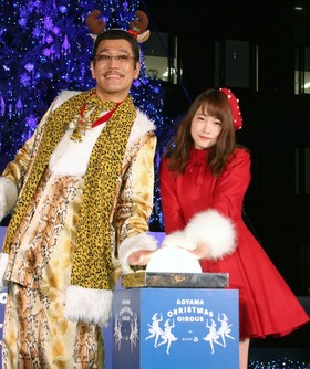 ピコ太郎、日米露の首脳と「ガチのPPAPを」が目標!?