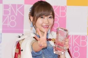 "AKB宮脇咲良「さっしーは""時々""かわいい」指原莉乃に辛辣"