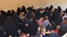 「帰国したい」IS戦闘員の妻子1400人がイラク軍に投降(字幕・11日)
